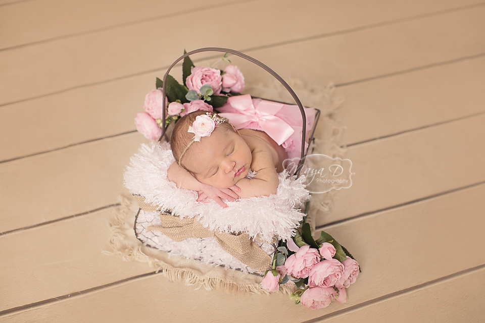 boutique newborn studio