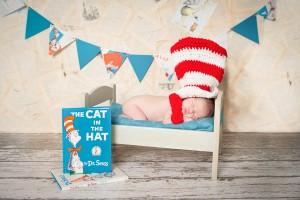 newbon cat in the hat