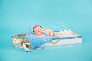 Columbus OH Newborn Photography